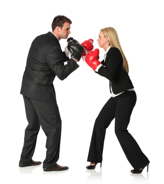 Negotiation as a Fight